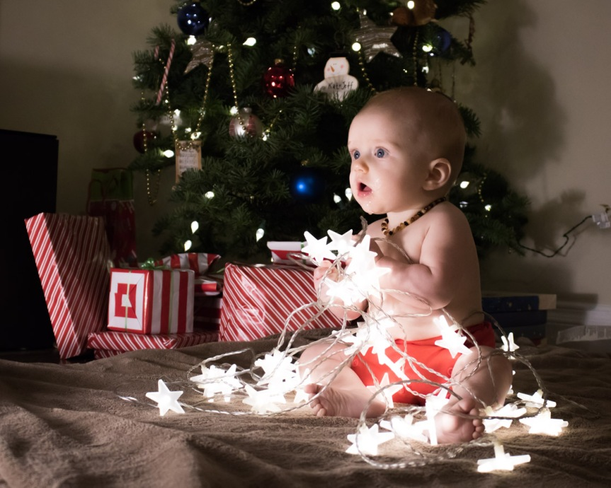 Baby's Night Before Christmas